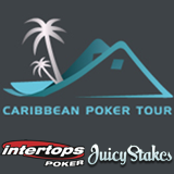 Intertops Poker and Juicy Stakes Team Up for Caribbean Poker Tour Satellites with CPT Main Event Prize Package