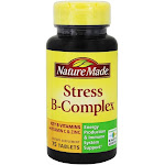 Nature Made Stress B Complex 75 Tablets