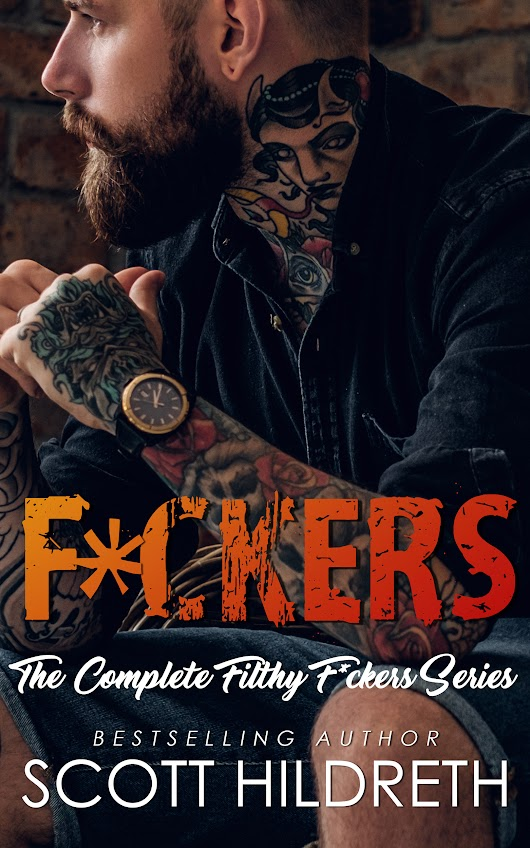 """FUCKERS"" is LIVE, (2,200 pages) and only 99 cents!!"