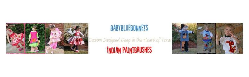 BabyBluebonnets and IndianPaintBrushes