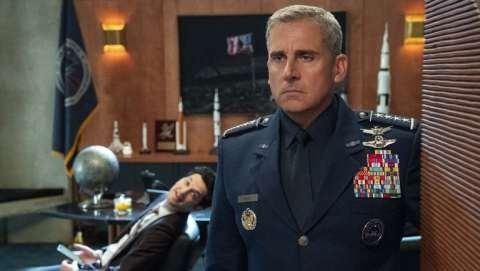 Steve Carell's New Comedy Series Has Trailer, Coming To Netflix This Month