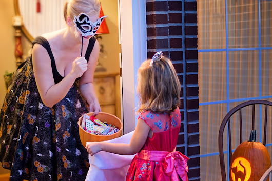 Tips and Tricks for a Sugar-Free Halloween - Alternatively Speaking