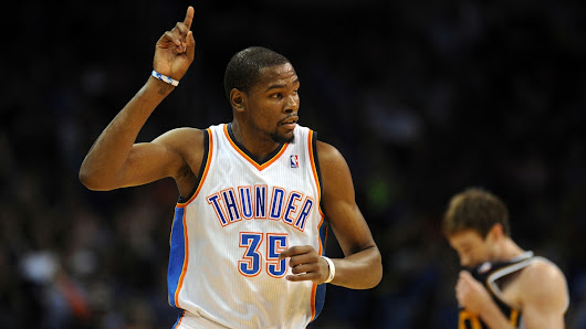 Kevin Durant Doesn't Care About His 25-Point Streak
