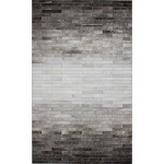 Bashian Santa Fe H5 Indoor Area Rug Gray, Size: 4 x 6 ft.