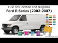 View 2006 E 450 Fuse Box Diagram Pics