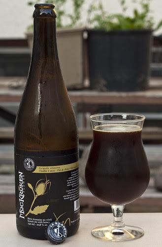 Revue/Review: MacKroken Flower Scotch Ale (Le Bilboquet) by Cody La Bière