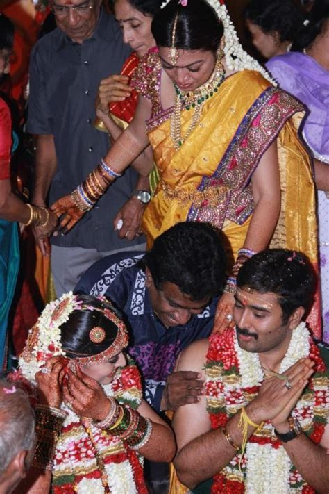 Picture 225988   Nikhil Murugan at Sneha Prasanna Marriage