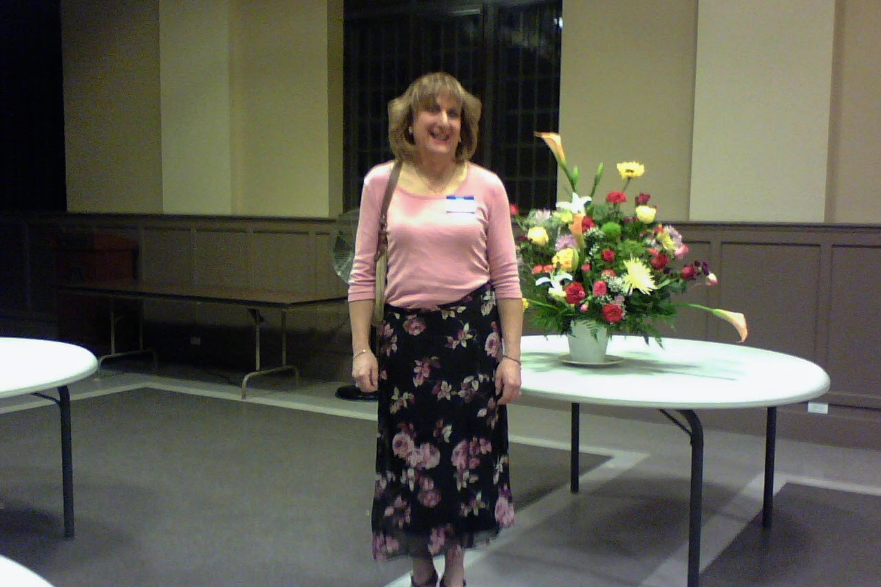 me diana also at dignity anniversary mass