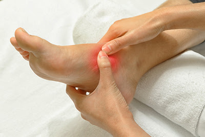 Burning Pain in Your Foot? Might Be a Pinched Nerve