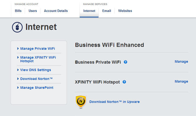 Comcast Business | Manage your XFINITY® WiFi hotspot online