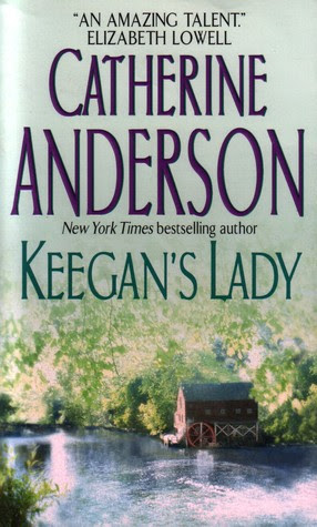 Keegan's Lady (Coulter's Historical, #1)