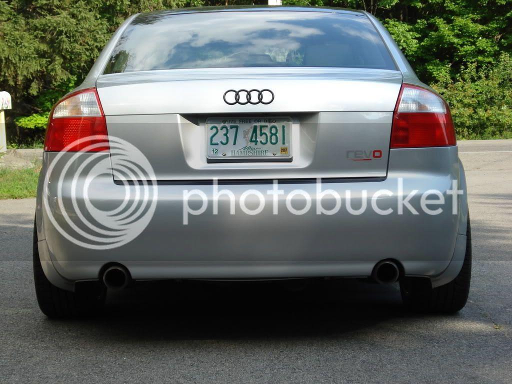 rear shaved bumper wf 13 pics