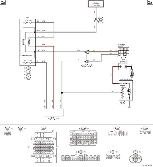 Push Button Starter Wiring Diagram