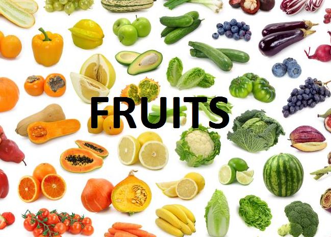 Ingilizce Meyveler Fruits Yazılışı Ve Anlamları Arabulokucom