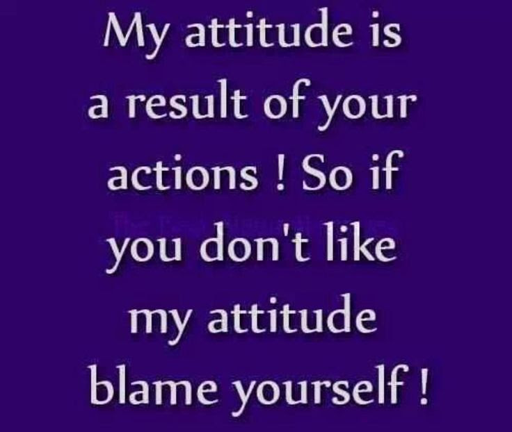 Quotes About Attitude Of Love 87 Quotes