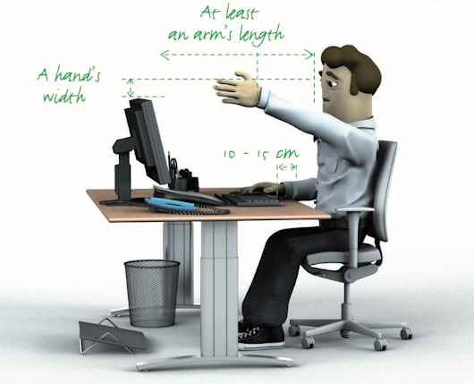 Ergonomics in the professional translator's workplace