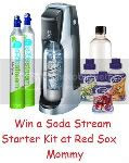 Win a Soda Stream Soda Maker