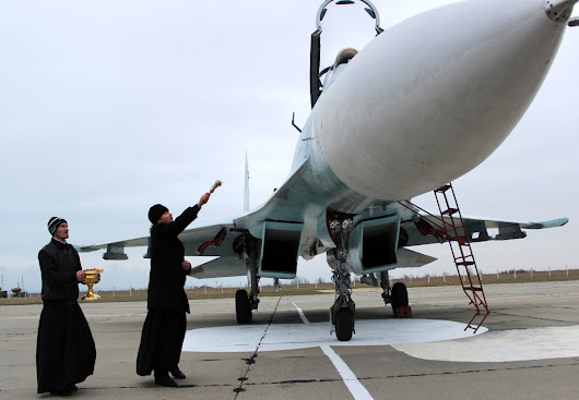 Russia in Syria: Air strikes are 'holy war against terrorism' says Russian Orthodox Church