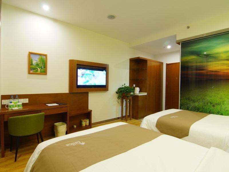 Review Vatica Fuyang Linquan South Jiefang Road Hotel.