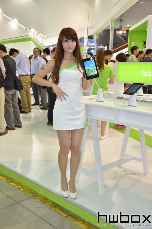 Booth Babes Computex 2014 (77)