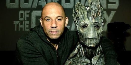 New York Times Film Critic Wants Vin Diesel To Get Best Supporting Actor Oscar Nomination For Guardians Of The Galaxy