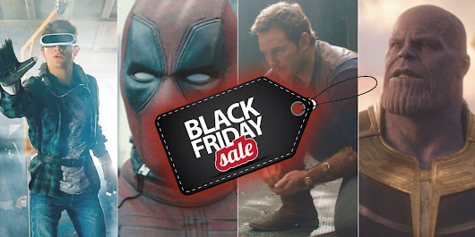 Black Friday 2018 Blu-ray Deals: Target, Walmart, Best Buy & More