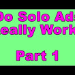 Do Solo Ads Really Work  - YouTube