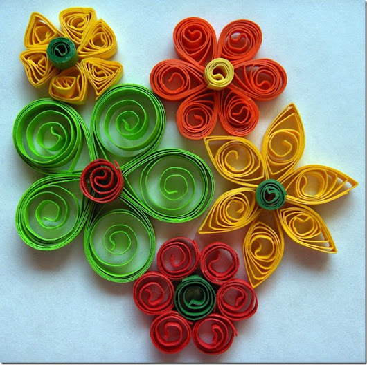 Paper Quilling - Creative Cynchronicity