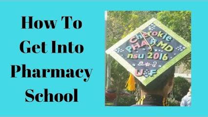 How to get into pharmacy school?