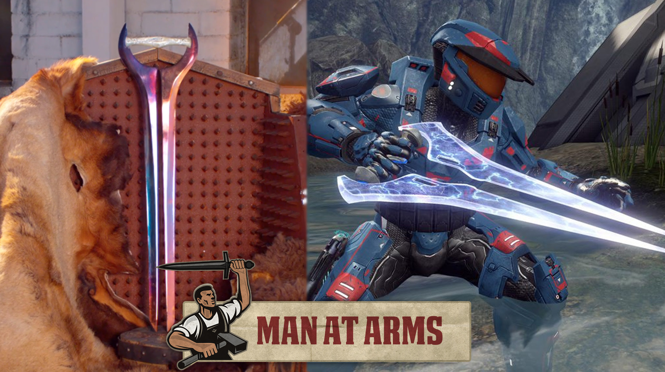 programa Man at Arms energy sword of Halo
