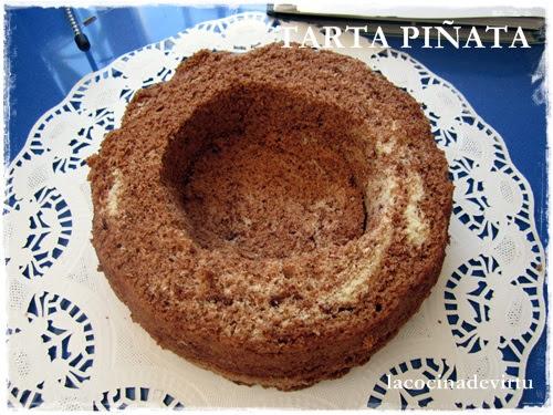 tarta piñata 2