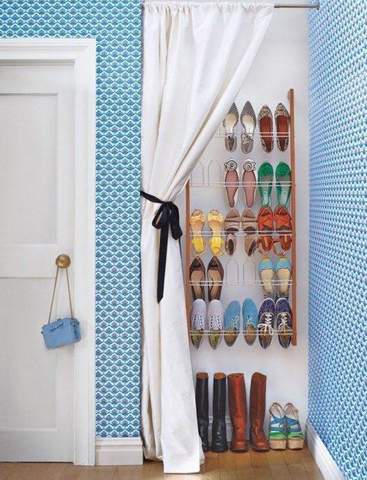 eed1bff5344e ВСЕ ДЛЯ ДОМА И ДАЧИ: 7 способов стильно хранить обувь