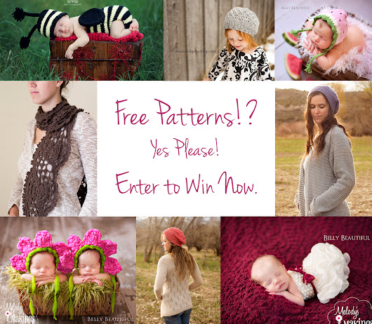 Free Patterns!?  Yes Please!