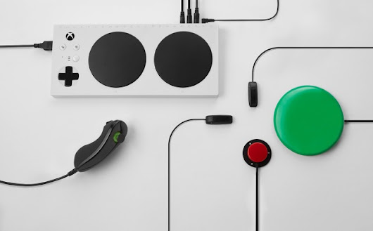 Microsoft's Xbox Adaptive Controller is an inspiring example of inclusive design – TechCrunch