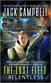 Lost Fleet by Jack Campbell: Book Cover