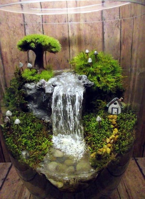 Relaxing Indoor Fountain Ideas (13)