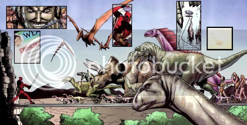 Deadpool - Last Issue
