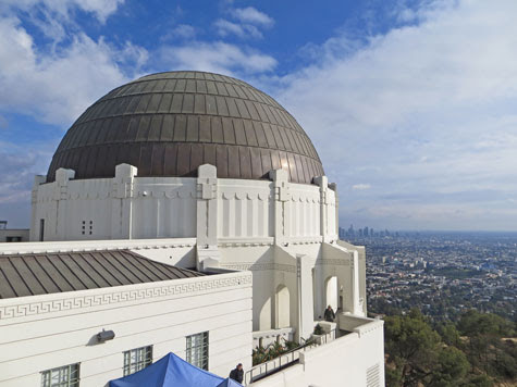 Tourist Attractions in Los Angeles CA