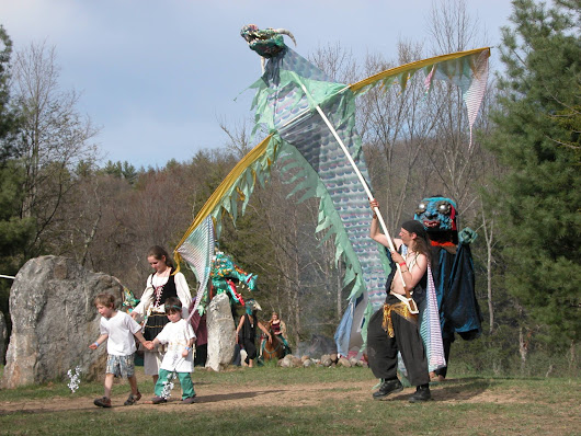 How Local Pagan Communities Celebrate Spring