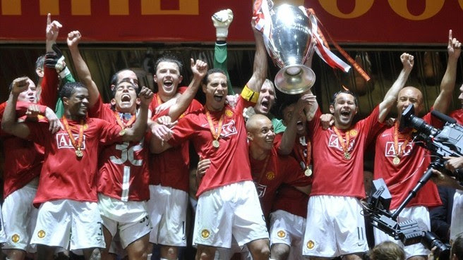 Manchester United Campeão