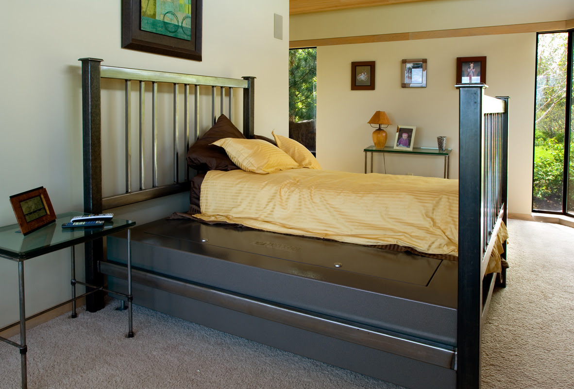 Home Bed Gun Safe Bedbunker Bed Safe Bedbunker Safes
