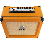 Orange Amplifiers Crush35RT 35 W 1x10 Guitar Combo Amp - Orange