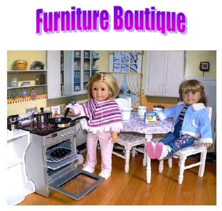 Home Architec Ideas 18 Inch Doll Kitchen Furniture