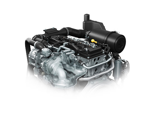 UniCarriers introduces new Advanced Turbo Diesel engine for GX series