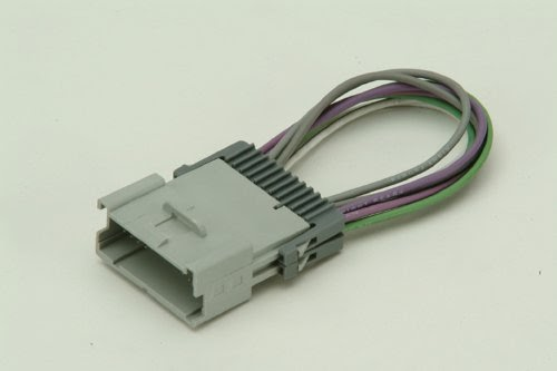 Metra 70-2021 Amplifier Integration Harness for 2000-2001 Chevrolet Impala//Monte Carlo