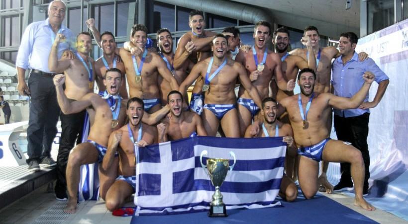 ΘΕΜΑ: Αυτά είναι τα 39 μετάλλια του ελληνικού πόλο