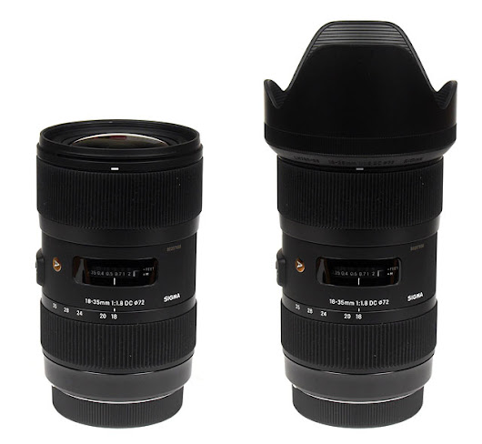Sigma 18-35mm f/1.8 DC HSM | A - Review / Test Report