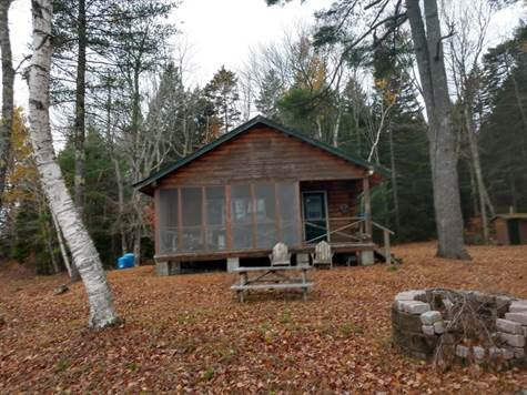 L193 Upper Lead Mountain Pond Road, T28, Maine, For Sale by Scot Walker