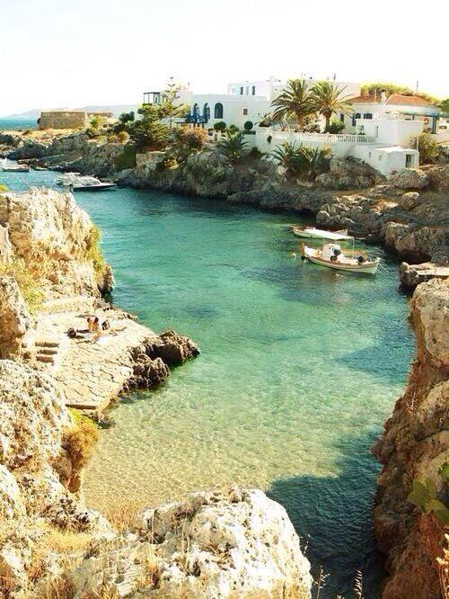 Kythira, Avlemonas...Greece / Grekland