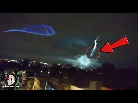 Explicación De Las Luces En El Cielo Durante Terremoto De 8.4 En México
